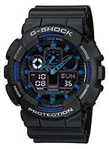 Casio Gents Watch G-Shock GA-100-1A2ER