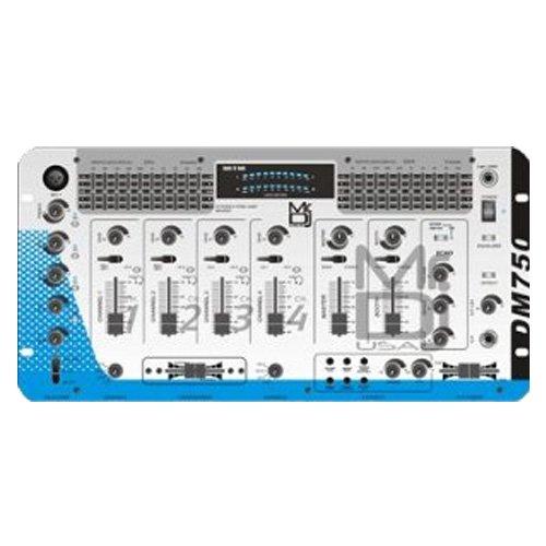 Mr. Dj Dm750 Dj Mixer
