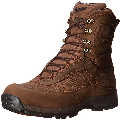 Great Features Of Danner Men's High Ground 8-Inch BR 400G Hiking Boot