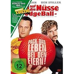 Voll auf die Nüsse - DodgeBall (inkl. Comedy-Bonus DVD mit 7 verschiedenen TV-Episoden) (German Version)