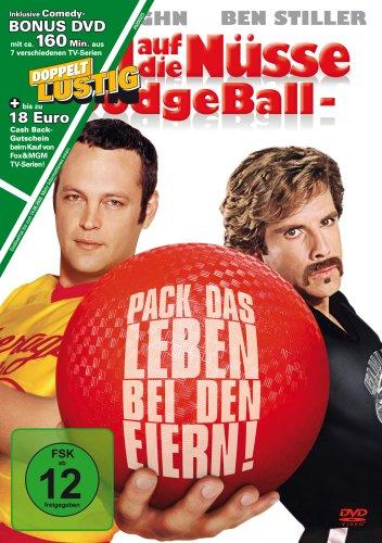Voll auf die Nüsse - DodgeBall (+ Bonus DVD TV-Serien)