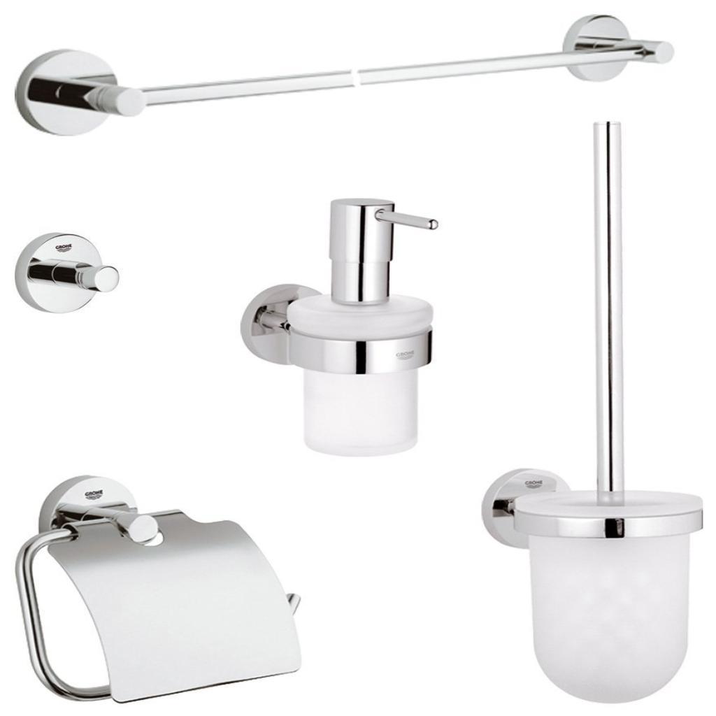 Ampliar for Conjunto de accesorios de bano