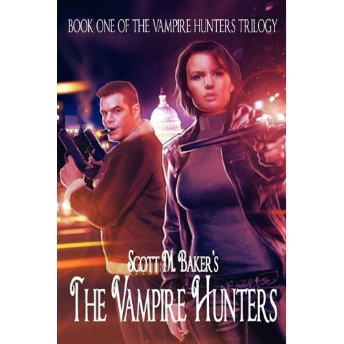 The Vampire Hunters (Book One of the Vampire Hunters Trilogy)
