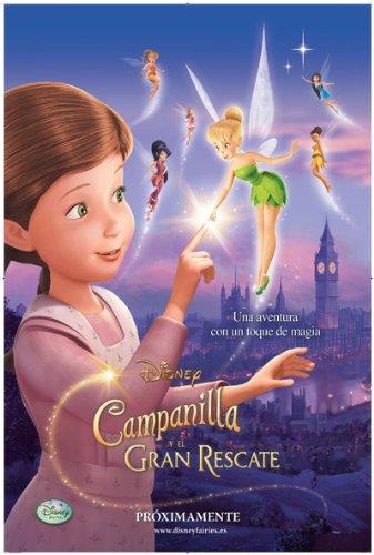 Campanilla y el Gran Rescate [Edizione: Spagna]