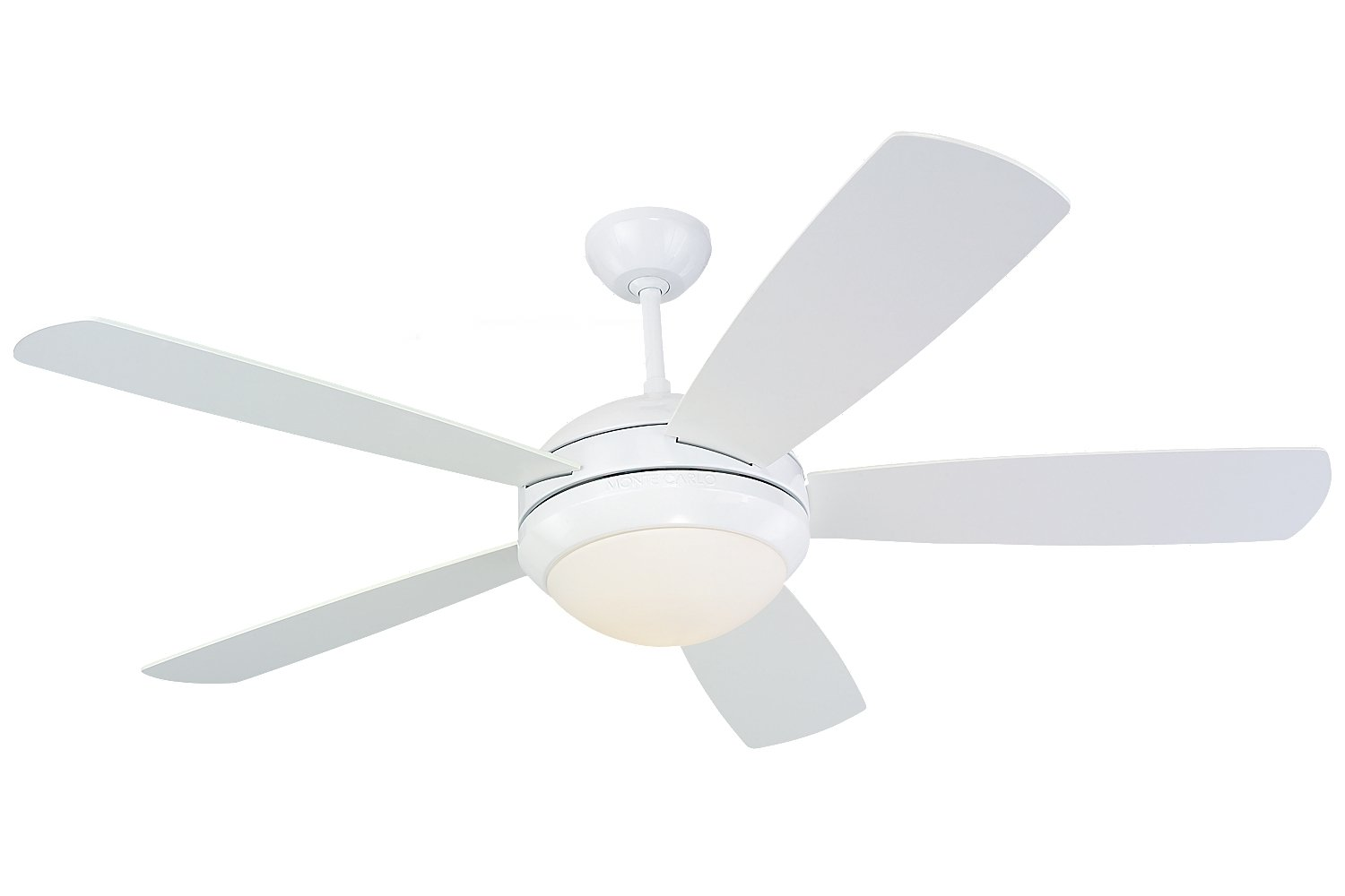 Best ceiling fans reviews buying guide and comparison 2018 monte carlo 5di52whd l discus best indoor fan mozeypictures Choice Image