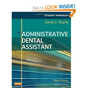 answer key for the dental assistant