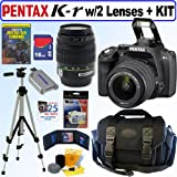 Pentax K-r 12.4 MP Digital SLR Camera with
