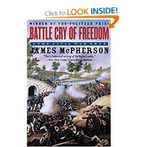 Battle Cry of Freedom: The Civil War Era (Oxford History of the United States) by