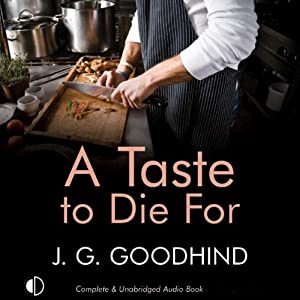 A Taste to Die For | [J. G. Goodhind]