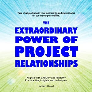 The Extraordinary Power of Project Relationships | [Harry Mingail]