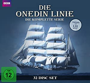Die Onedin Linie (Gesamtbox) (32 Disc Set) (Special Limited Edition) [Collector's Edition]