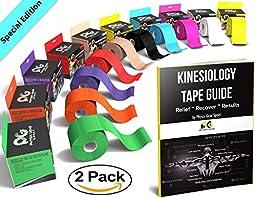 Physix Gear Sport Kinesiology Tape 2\