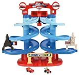 Fisher-Price Disney/Pixar Cars 2 Spiral Speedway Grand Prix Children, Kids, Game