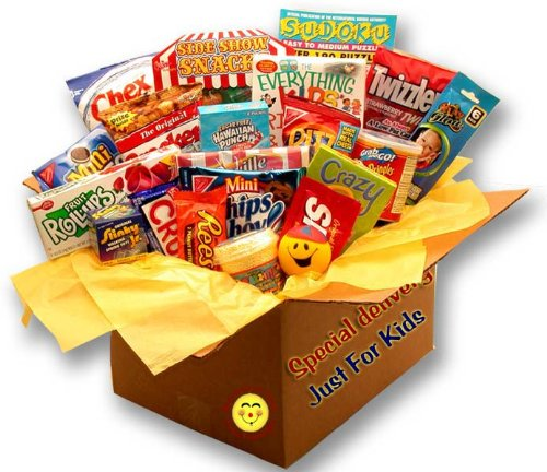 Kid's Blast Activity Care Package