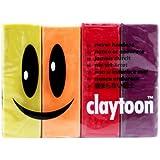 Claytoon Set Hot Colors 18157