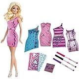 Barbie Design and Dress Studio Doll