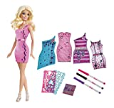 Toy - Barbie Fashion and Beauty Design and Dress Studio Barbie Doll