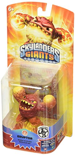 Skylanders Giants: Lightcore Eruptor Character - 1