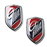 FORD Focus Modeo Fiesta Ghia Shield Car Stickers Decoration Stickers