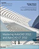img - for Mastering AutoCAD 2012 & AutoCAD Lt (11) by Omura, George [Paperback (2011)] book / textbook / text book