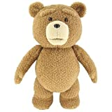 Bear Bear Full Size Dvd Sale Purchase Mail Order [Battery Replaceable] Ted Ted Stuffed 24 Inches 60cm Speak  R Rated Version Of  Life Size Talking Tal available at Amazon for Rs.58249