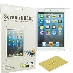 Fulland 1pc Anti-Glare, Anti-Scratch, Anti-Fingerprint - Matte Finishing Screen Protector For Apple Ipad Mini , New Ipad Mini 2 with lifetime warranty -retail packaging
