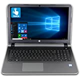 HP Pavilion 15t Touch 15.6-inch I5-6200U 8GB 1TB HDD Windows 10 Touchscreen Notebook Laptop Computer