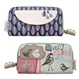 Disaster Designs Wagtail Ladies Wallet Style Purse