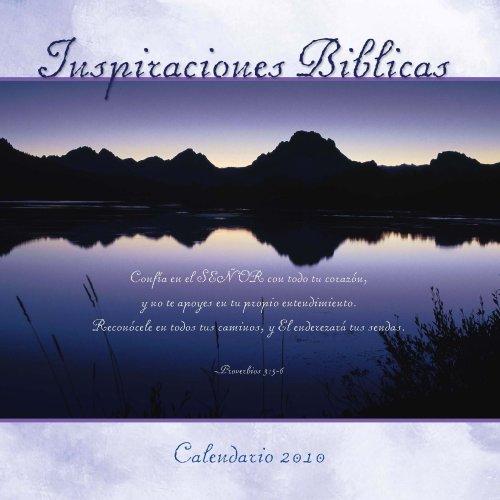 Inspiraciones Biblicas 2010 Wall Calendar (9781593246334