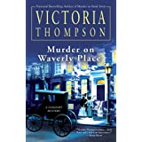Murder On Waverly Placeby Victoria Thompson
