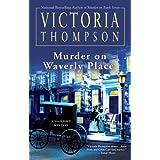 Murder On Waverly Placeby Victoria Thompson