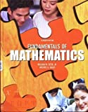 img - for Fundamantals of Mathematics by William M., Jr. Setek (2009-04-25) book / textbook / text book