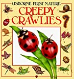 img - for Creepy Crawlies (Usborne First Nature) by Alwyne Wheeler (1994-09-02) book / textbook / text book