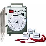 "Supco CR87E Event Circular Chart Recorder, 6"" Chart Diameter, 110-120 VAC Voltage"