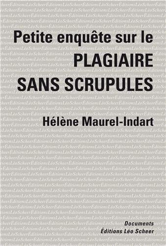 Petite Enquête Sur Le Plagiaire Sans Scrupule Télécharger Pdf De