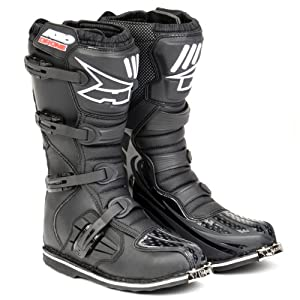 AXO Drone Boots, Black, Size 13 from AXO