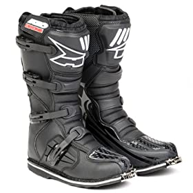 AXO Drone Boots (Black, Size 13)