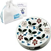 kilofly Purse Hook **4 choices** - Foldable - Keiko, with kilofly Pouch