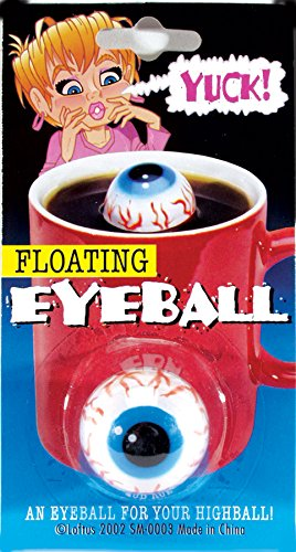 Halloween Party Floating Eyeball