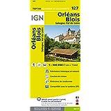 Top100127 Orleans/Blois 1/100.000