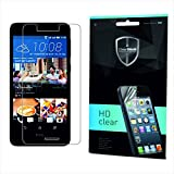 Clear Shield Clear Protector Screen Guard For HTC Desire 728G Dual Sim