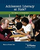 img - for Adolescent Literacy at Risk?: The Impact of Standards book / textbook / text book