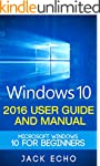 Windows 10: 2016 User Guide and Manua...