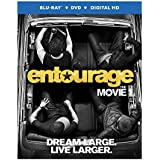 Entourage (Blu-ray + DVD + Ultraviolet)