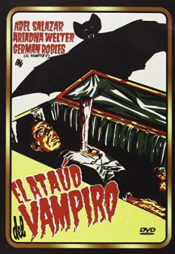 El Ata棈 Del Vampiro