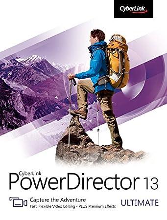 CyberLink PowerDirector 13 Ultimate [Download]