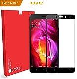 #5: Case U Xiaomi Redmi Note 4 Full Coverage Tempered Glass Screen Protector