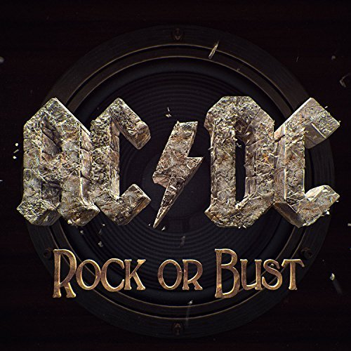 Rock Or Bust (Hologram Sleeve) By AC/DC (2014-12-01)