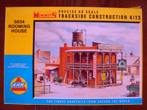A.H.M. HO scale Rooming House # 5834
