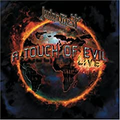 Judas Priest - 'A Touch Of Evil - Live'
